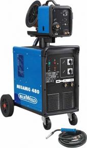 Аппарат полуавтоматической сварки Blueweld MEGAMIG 480