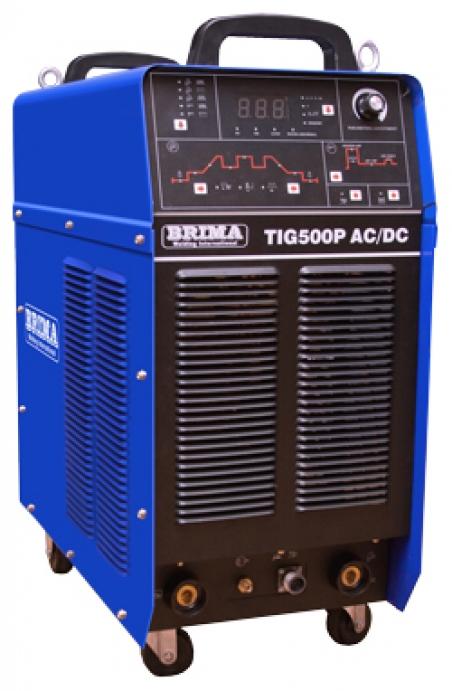 Аппарат аргонодуговой сварки BRIMA TIG 500Р AC/DC
