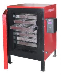 Электропечь для сушки и прокалки электродов ЭПСЭ-140/400М
