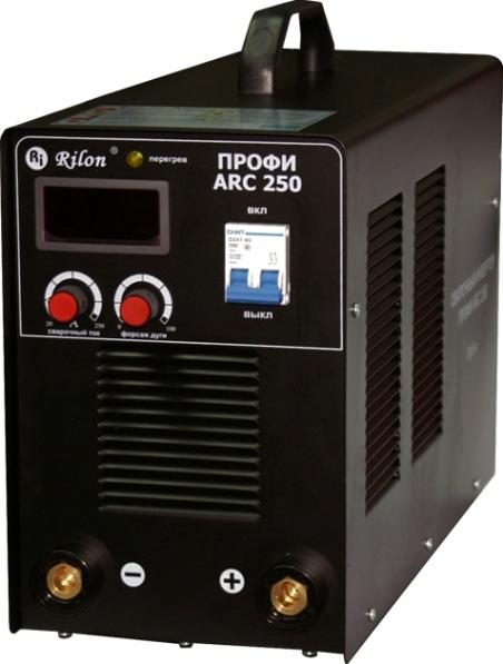 Аппарат дуговой сварки Профи ARC-250 (220В)
