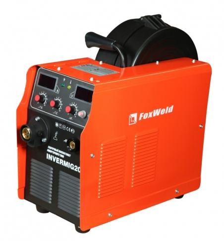 Аппарат полуавтоматической сварки Foxweld INVERMIG 203