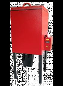 Электропечь для сушки и прокалки флюса ПСПФ 120/400