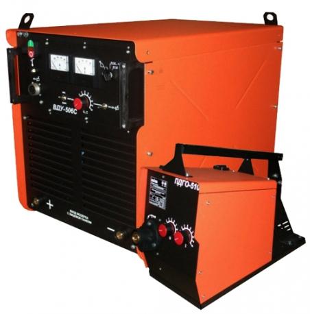 Аппарат полуавтоматической сварки ПДГО-510 с ВДУ-506С