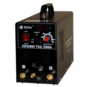 Аппарат аргонодуговой сварки Профи TIG 200A DC