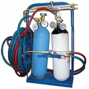Газосварочный комплект ПГУ-5А (ацетиленовый переносной)