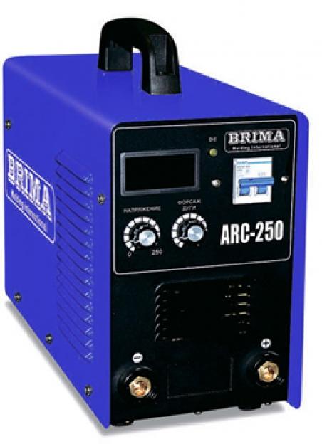 Аппарат дуговой сварки BRIMA ARC-250 (220В)