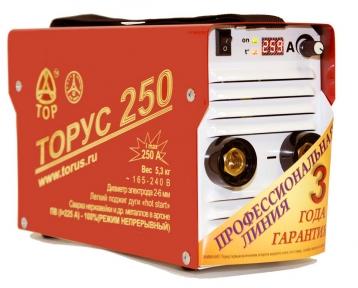 Аппарат дуговой сварки ТОРУС-250 ЭКСТРА