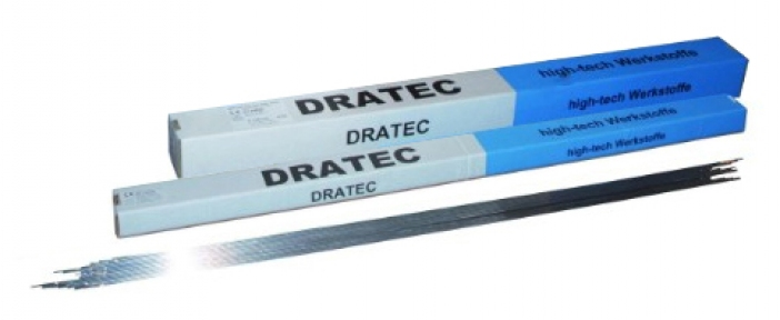 Прутки Dratec DT-1.4370 (307 Si) ø2 мм