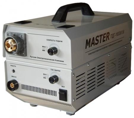 Аппарат полуавтоматической сварки ПДГ-1600И Мастер