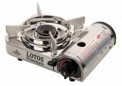 Плита газовая 1-конфорочная LOTOS PREMIUM TR-300