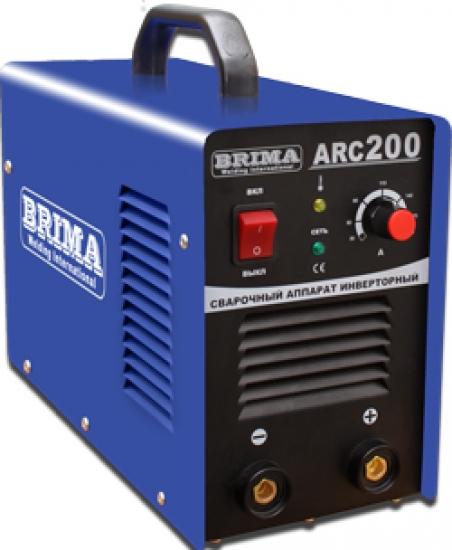 Аппарат дуговой сварки BRIMA ARC-200А