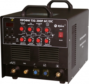 Аппарат аргонодуговой сварки Профи TIG 200P AC/DC