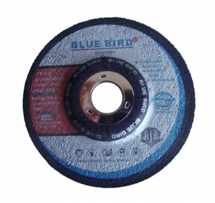 Диск отрезной по металлу Blue Bird 125х22х3