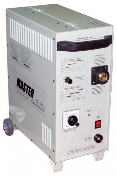 Аппарат полуавтоматической сварки ПДГ-200 Мастер