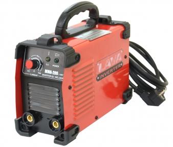 Аппарат дуговой сварки LAVA MMA-200 IGBT