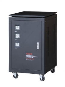 Стабилизатор 3-хфазный Ресанта АСН-4500/3
