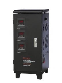 Стабилизатор 3-хфазный Ресанта АСН-6000/3