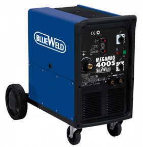 Аппарат полуавтоматической сварки Blueweld Megamig-400S