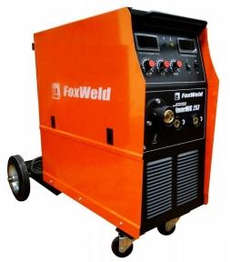 Аппарат полуавтоматической сварки Foxweld INVERMIG 253