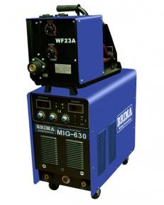 Аппарат полуавтоматической сварки Brima MIG-630