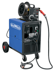 Аппарат полуавтоматической сварки Blueweld Megamig 500S