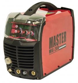 Аппарат полуавтоматической сварки Мастер MIG 200 IGBT