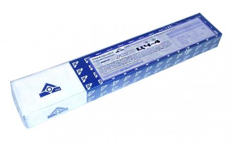 Электроды сварочные ЦЧ-4 для высокопрочного чугуна, пачка 1 кг