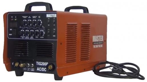 Аппарат аргонодуговой сварки Мастер TIG 200P AC/DC