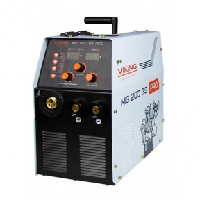 Аппарат полуавтоматической сварки VIKING MIG 200GS PRO