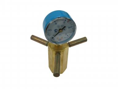 Устройство для проверки давления кислорода