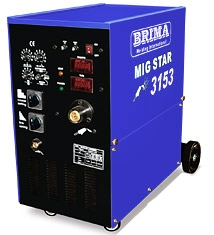 Аппарат полуавтоматической сварки Brima MIG STAR 3153