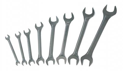 Набор рожковых ключей (6-22) 8 предметов