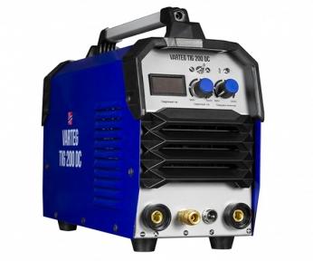 Аппарат аргонодуговой сварки VARTEG TIG 200 DC TIG/MMA в комплекте