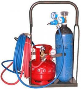 Газосварочный комплект ПГУ-5П2