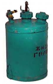 Бачок жидкого топлива БГ-03 (с манометром)