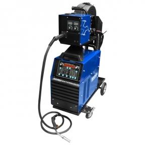Аппарат полуавтоматической сварки Brima MIG/TIG/MMA-500DPP