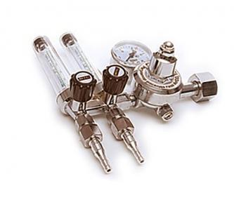 Регулятор универсальный MTL У30-АР40-2 с 2-я ротаметрами без подогрева