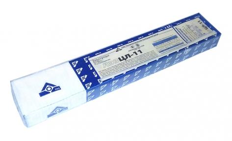Электроды сварочные ЦЛ-11 для нержавеющей стали, пачка 1 кг