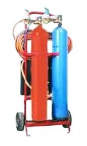 Газосварочный комплект ПГУ-10П2 (пропановый передвижной)