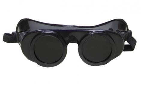 Очки защитные закрытые газосварщика JL-A019