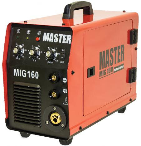 Аппарат полуавтоматической сварки Мастер MIG 160