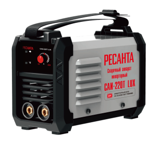 Аппарат дуговой сварки Ресанта САИ-220T LUX