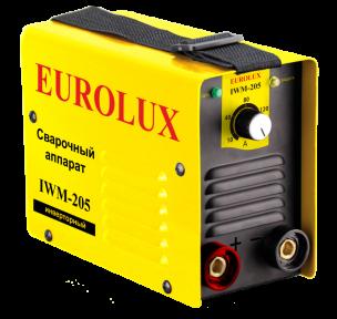 Аппарат дуговой сварки Eurolux IWM205
