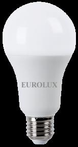 Лампа светодиодная Eurolux в форме груши (A70), 230 В