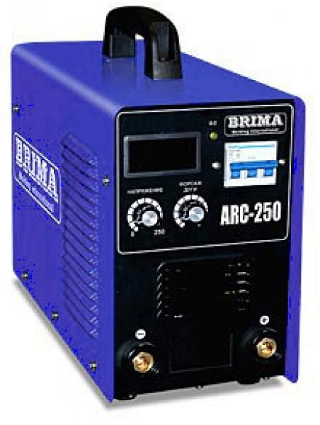 Аппарат дуговой сварки BRIMA ARC-250 (380В)