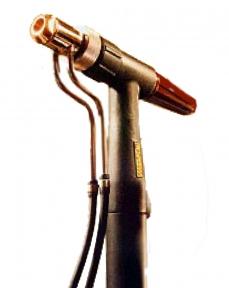 Горелка аргонодуговая РГА-400 с водяным охлаждением
