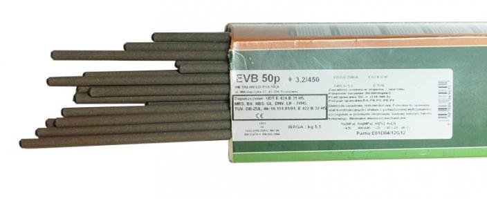 Электроды сварочные BASOWELD 50 - EVB 50p