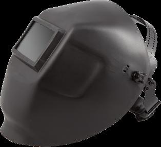 Маска электросварщика с реечной регулировкой, 69х121
