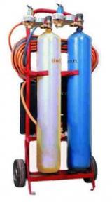 Газосварочный комплект ПГУ-10А (ацетиленовый передвижной)