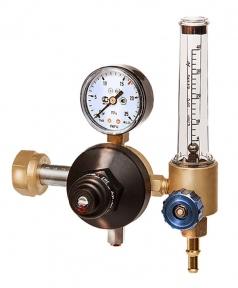 Регулятор углекислотный У-30-КР1-Р с ротаметром